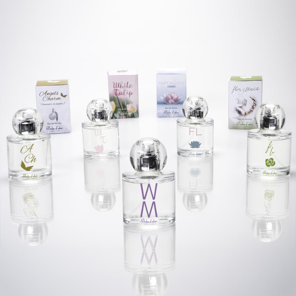 Colección Eau de Parfum de Boles d'olor